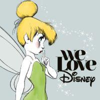 Cover  - We Love Disney [2015]